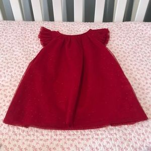 Other - Red Sequin Sparkle Dress